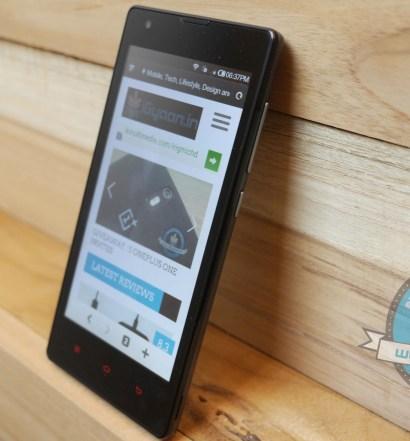 Xiaomi Redmi 1s Unboxing 16