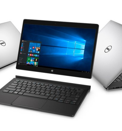 XPS 12, 13 and 15 Notebook