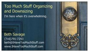 Overwhelmed? Contact me.