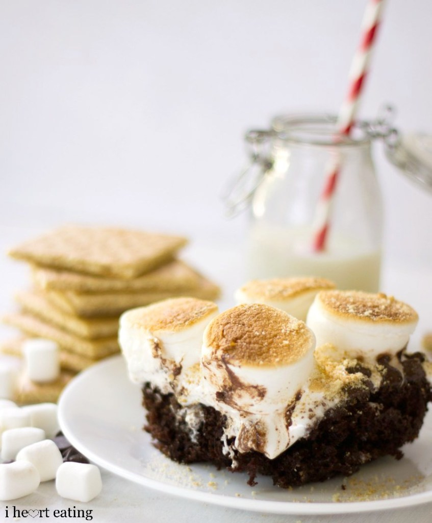 S'mores Cakes
