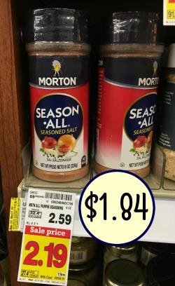 nice-price-on-morton-season-all-seasoned-salt-at-kroger