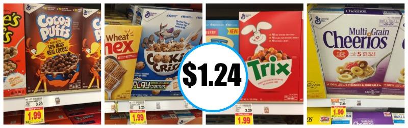 cereal kroger