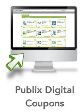 publix digital coupons