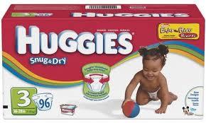 box diapers