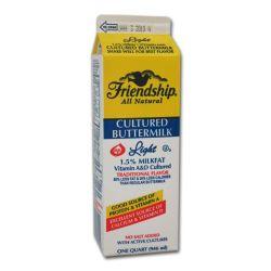 friendship buttermilk