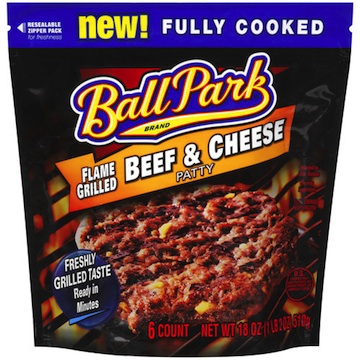 ball park grilled