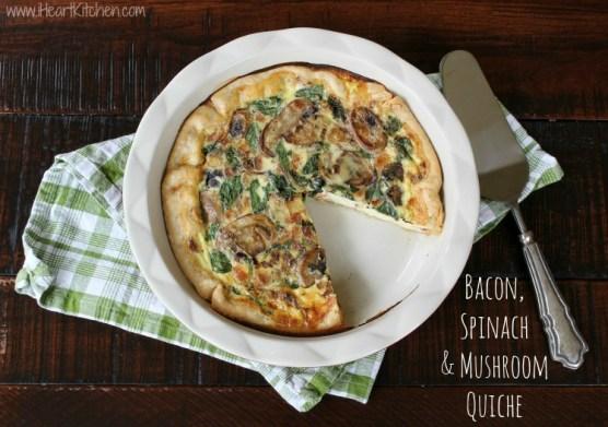Bacon-Spinach-Mushroom-Quiche-2