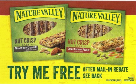 nature valley nut crisp
