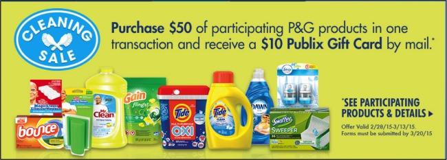 cleaning-sale-publix