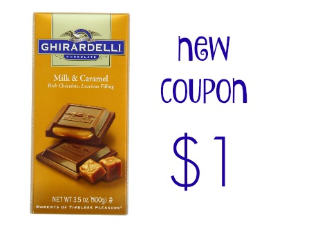 graphic about Ghiradelli Printable Coupons referred to as Ghirardelli coupon printable : Coupon codes frames by means of send out