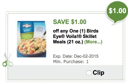 Voila Publix Digital Coupon