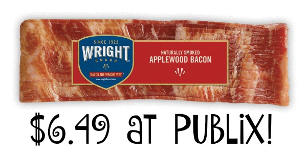 wright bacon publix