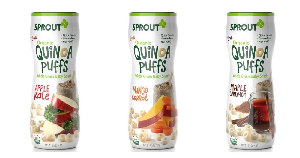 Sprout puffs