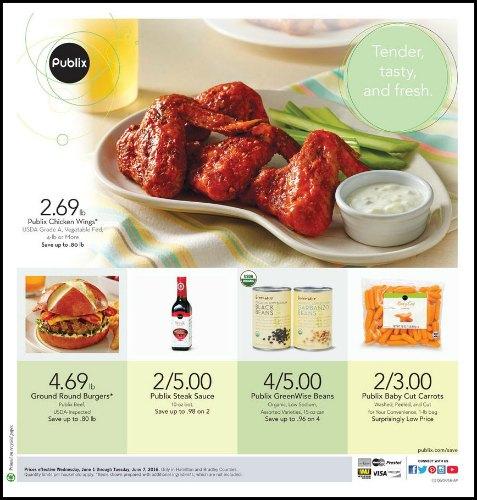 Publix brand ad