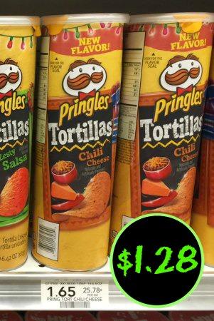 Pringles -Publix