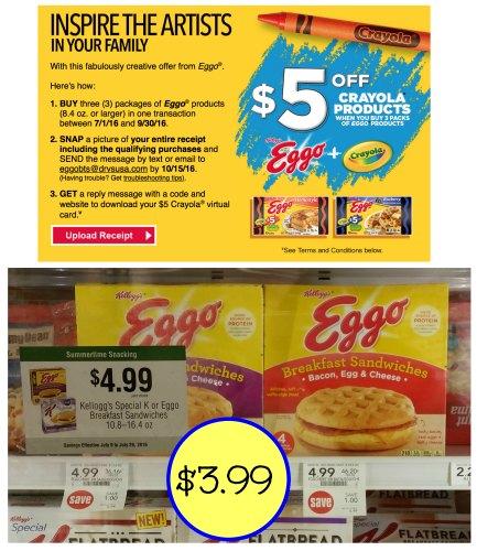 eggo deal