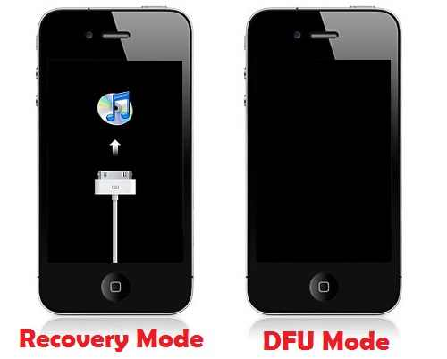 How To Fix iTunes Error 21 While Restoring iPhone / iPod Touch DFU-Mode-and-Recovy