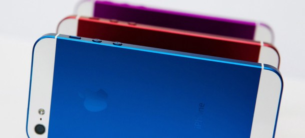 iPhone 5S colors (teaser 001)  iPhone 5S to be released in several colors, analyst says iPhone 5S colors teaser 001