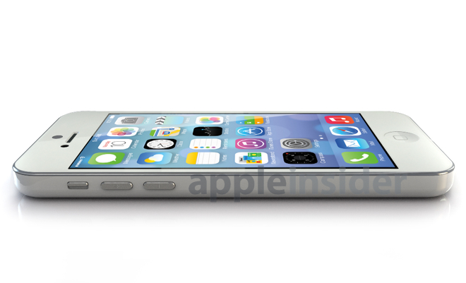 cheap-iphone-render  The most realistic renderings revealed the budget iPhone design cheap iphone render