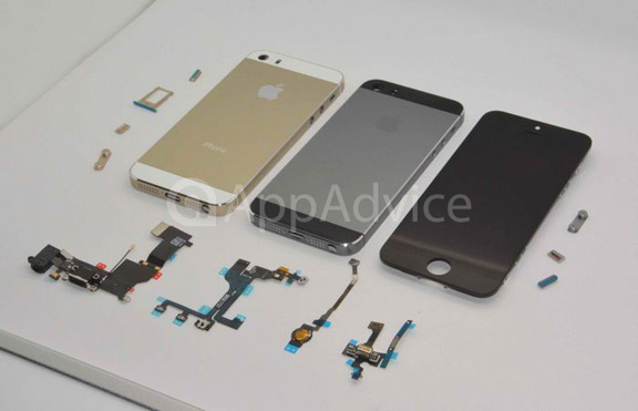 iPhone-5S-leak-1  iPhone 5S: New high quality images hit the net iPhone 5S leak 11