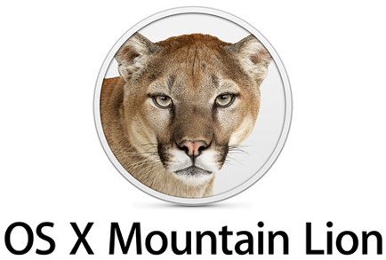 mountain-lion-logo  Apple released an update to OS X Mountain Lion 10.8.3 mountain lion logo