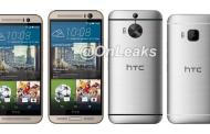 HTC One M9 + to feature fingerprint sensor and Dual Camera