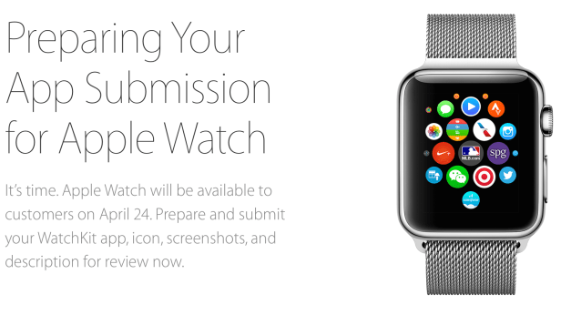 Preparing-Your-App-Submission-for-Apple-Watch