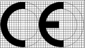 ALT TITLE Logo Conformidad Europea
