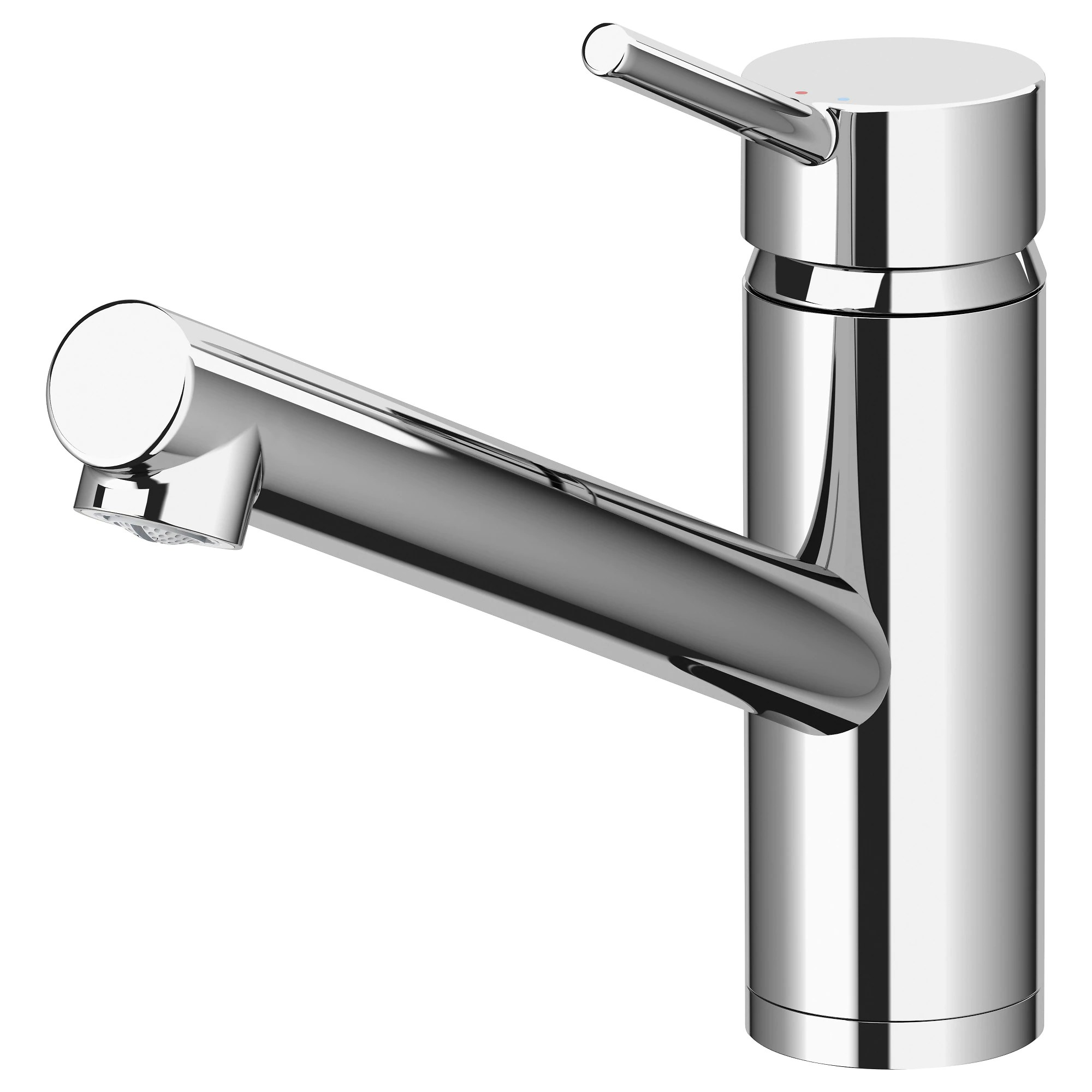kitchen sink faucet YTTRAN kitchen faucet chrome plated Height 7