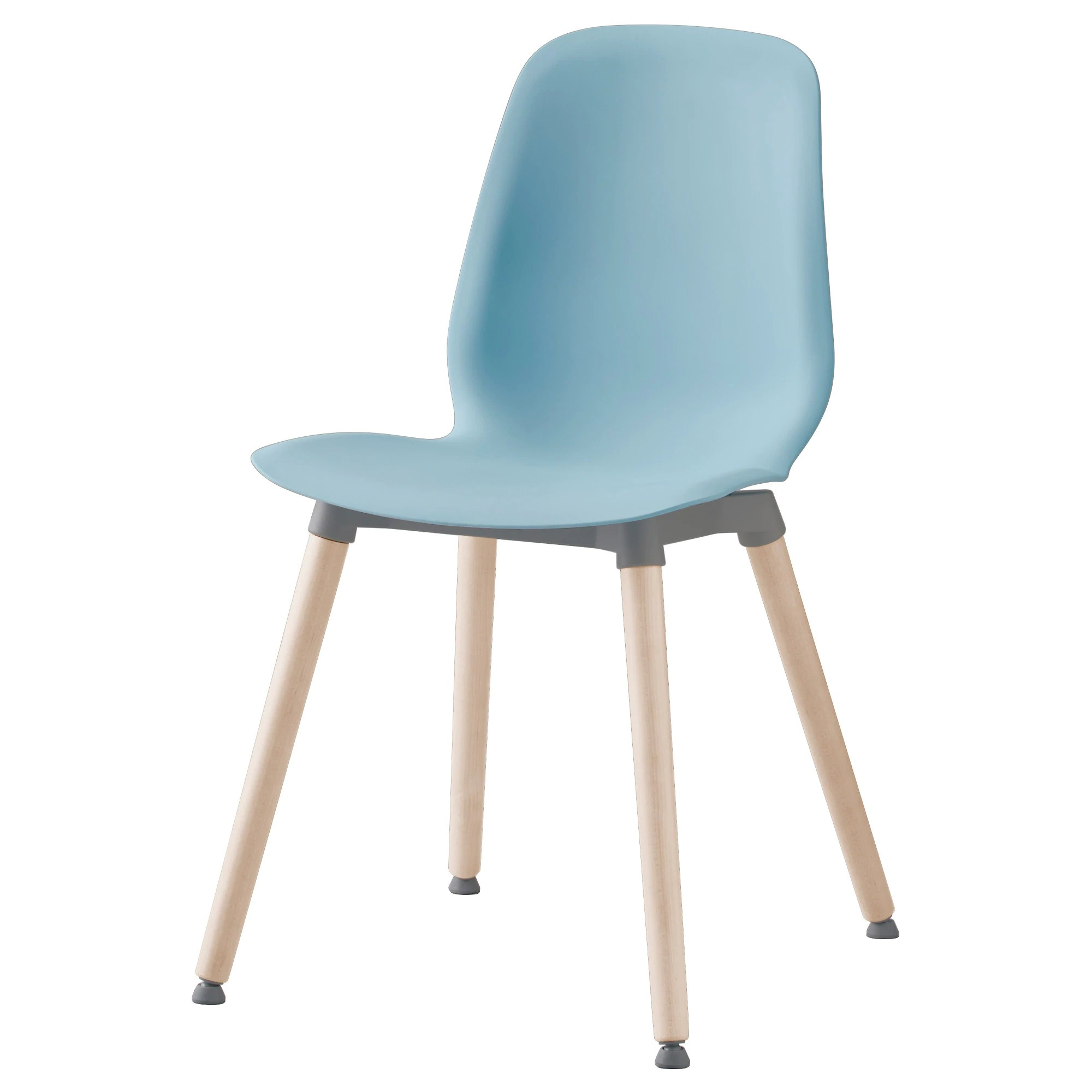 teal kitchen chairs LEIFARNE chair light blue Ernfrid birch Tested for lb Width 20