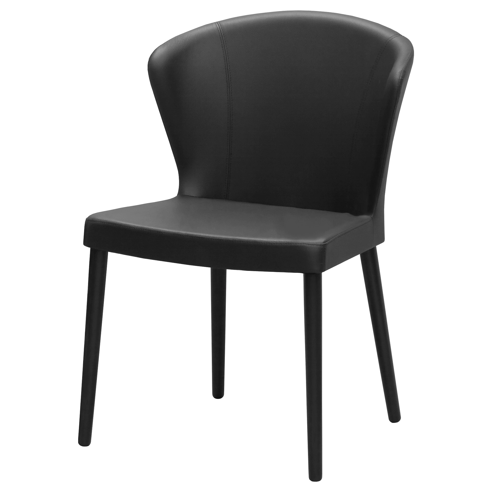 teal kitchen chairs ODDMUND chair Idhult black stained Idhult black Width 22 Depth 18