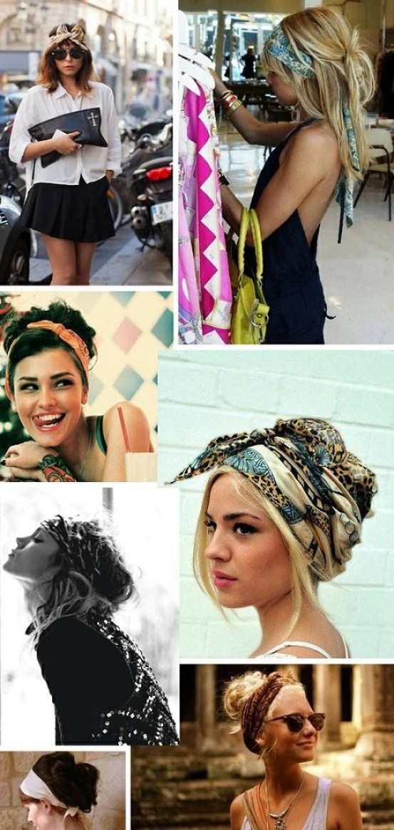 6 - Head Scarves and Hairstyles