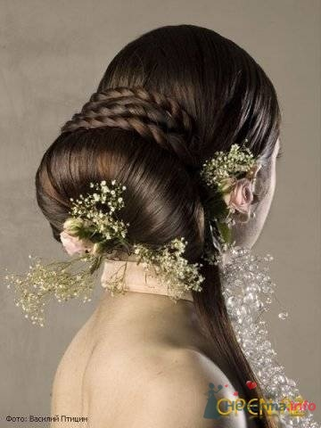 *{تسريحات شعر ضفائر مبتكرة}* wedding-hairstyles-u