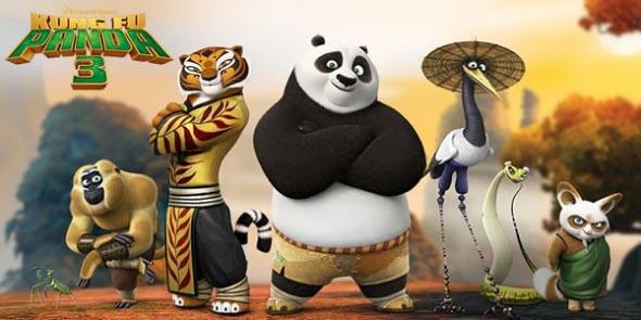Jadwal Rilis Film terbaru Kungfu Panda 3