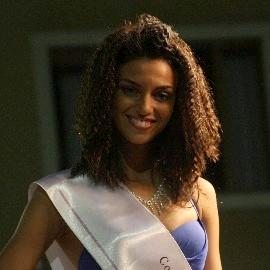 Foto di Nicole Mazzocato a Miss Italia