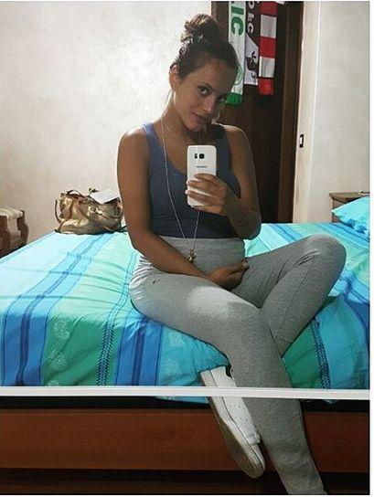 Noemi Piarulli incinta sta per diventare mamma