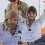 L'attore Massimo Ciavarro l'amore per la fidanzata Francesca e Lampedusa