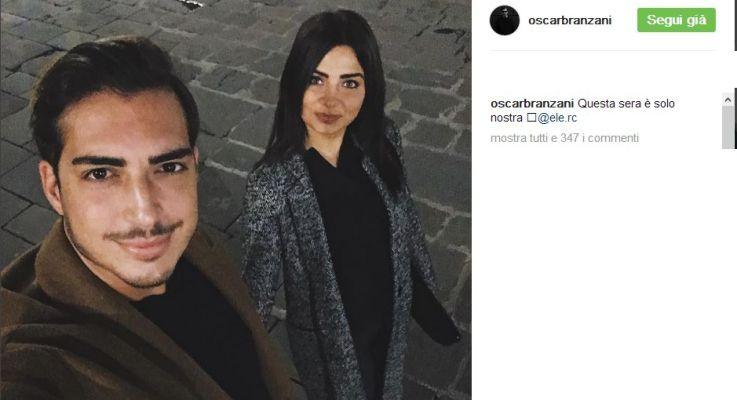 Oscar e Eleonora festeggiano 5 mesi di fidanzamento