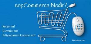 nopCommerce nedir