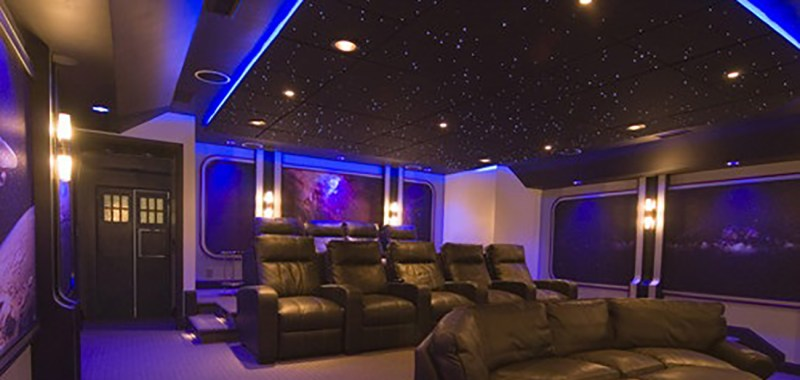 Large Of Fiber Optic Star Ceiling