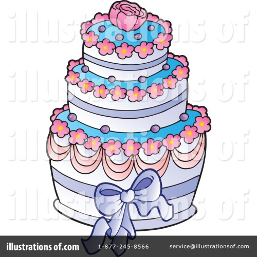 Medium Crop Of Wedding Cake Clipart