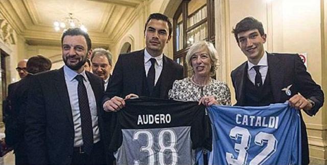 Audero e Cataldi