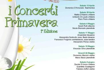"""""""I Concerti Primavera"""" al Teatro Rossetti"""