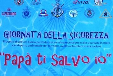"""Domenica a Vasto Marina l'iniziativa """"Papà ti salvo io"""""""