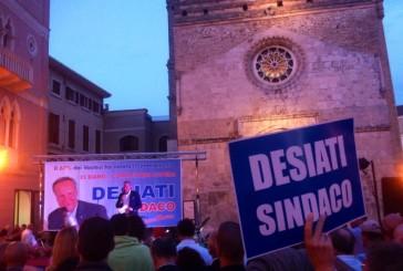 "Massimo Desiati:"" Con me Vasto tornerà Vasto"""