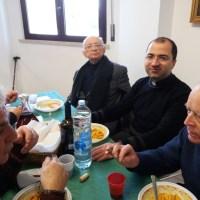 1 - Il tavolo dei sacerdoti