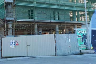 I nuovi alloggi di Vasto Marina? Stop ai lavori