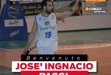 Ultimo fulmine di mercato: arriva Jose Ignacio Paggi