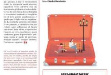 """Annalisa Giuliani presenta il suo romanzo """"L'amore coniugato"""""""