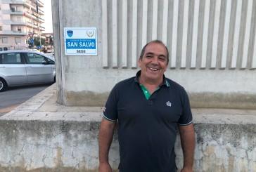 Antonio Castaldo è il nuovo presidente dell'Us San Salvo
